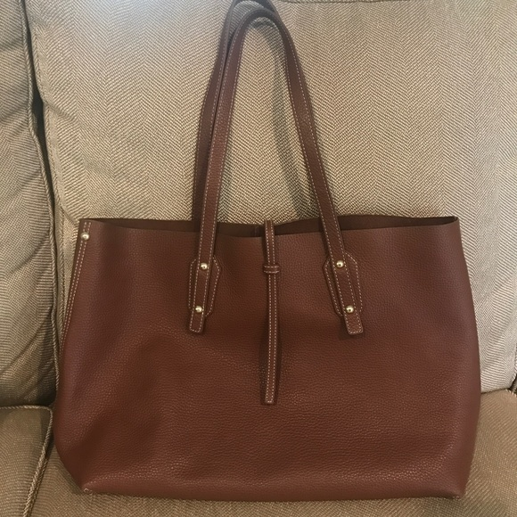 f283d51b9b J. McLaughlin Handbags - J.Mclaughlin Leather Annie Tote Bag
